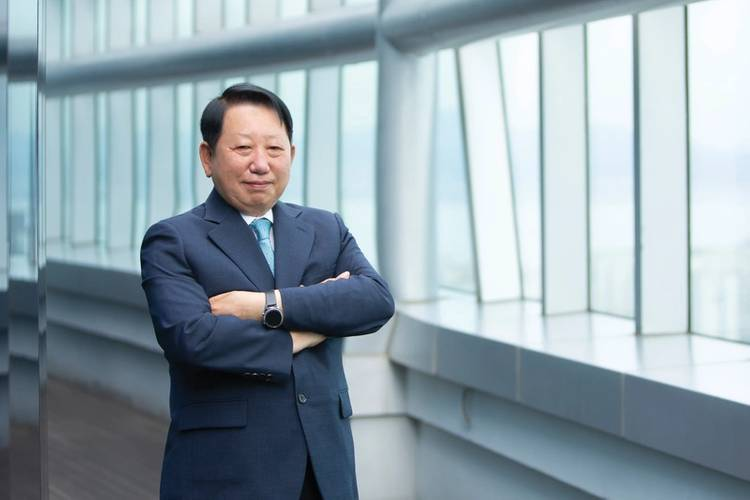 Jeong-kie Lee, Chairman and CEO, Korean Register