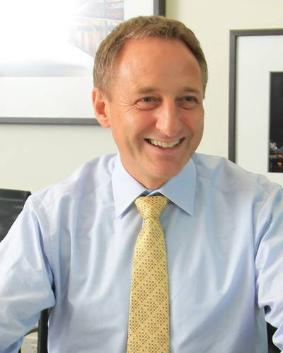 Paal Johansen, Head of the Americas Region for DNV GL – Maritime