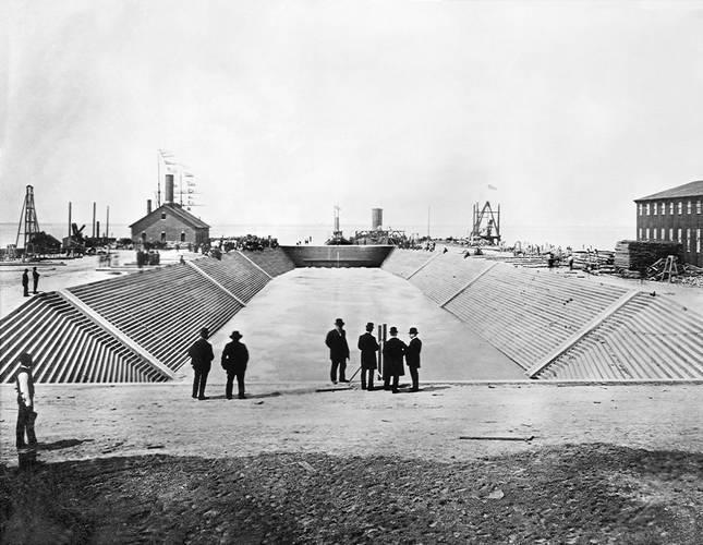 Newport News Shipbuilding Rings In 130 Years