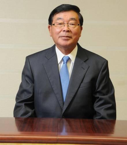 Noboru Ueda, Chairman & President, ClassNK
