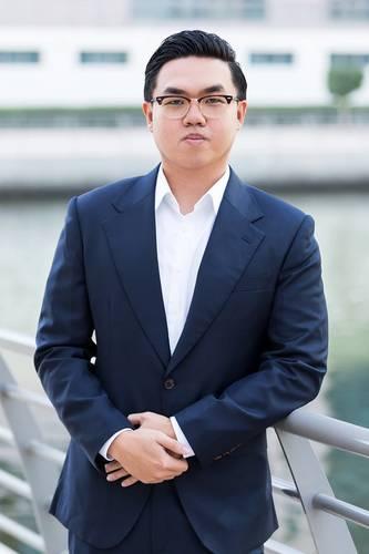Norman Xie Changlong (Photo: Dan-Bunkering)