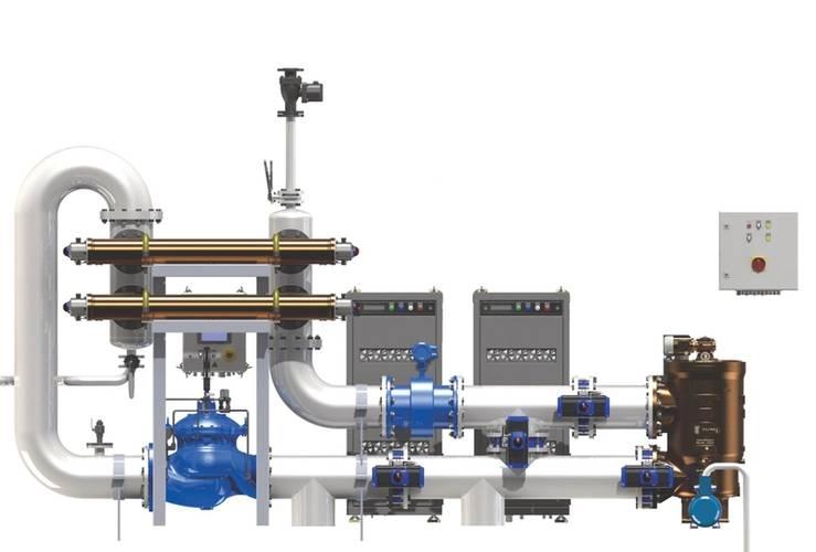 Optimarin Ballast System (Image: Optimarin)