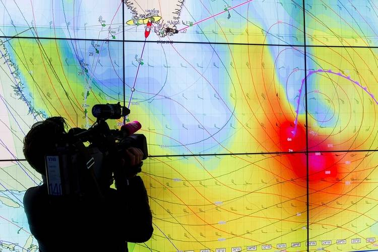 The FOC permits real-time surveillance of all Costa Group vessels (Photo: Carnival Maritime)