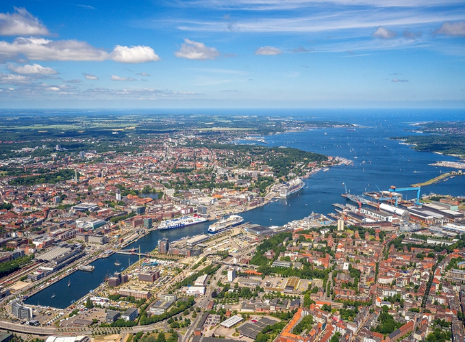Photo: Port of Kiel
