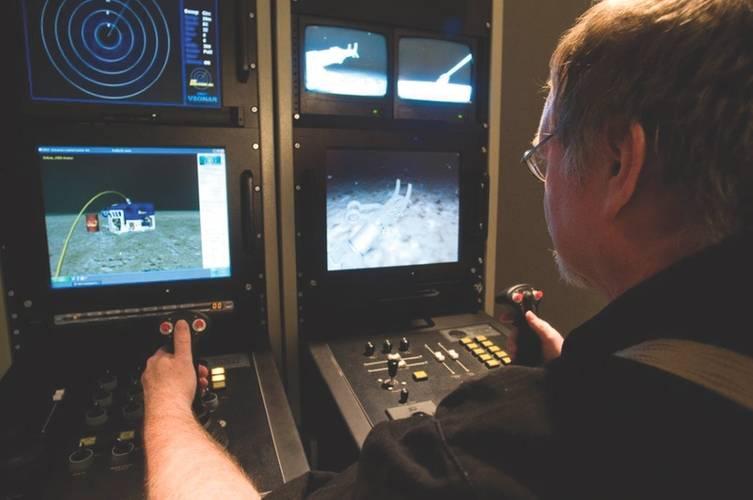 Photo: The Centre for Marine Simulation