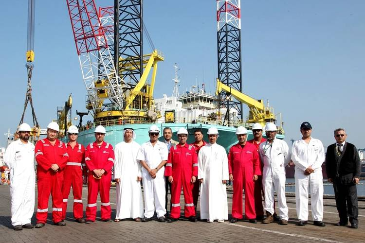 Photo courtesy Drydocks World