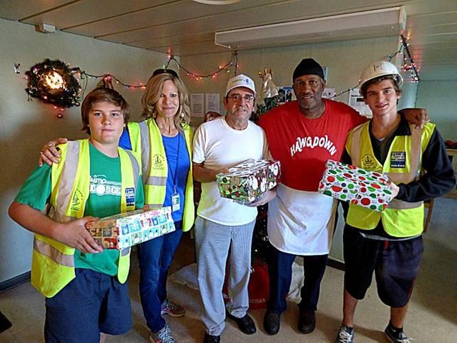 Photo courtesy of Seafarers' House