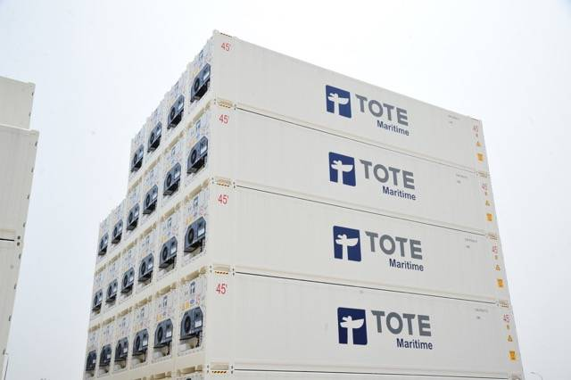 (Photo: TOTE Maritime)