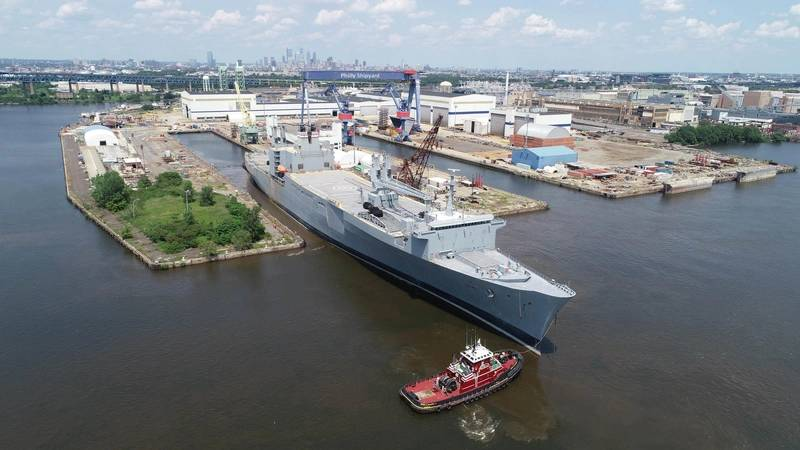 Photo: Philly Shipyard