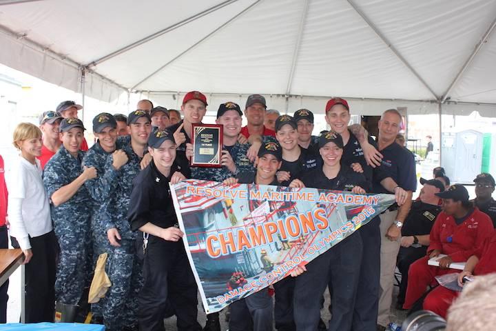 Photo: Resolve Maritime Academy