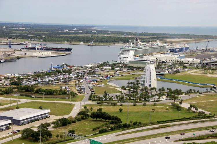 Photo:Port Canaveral