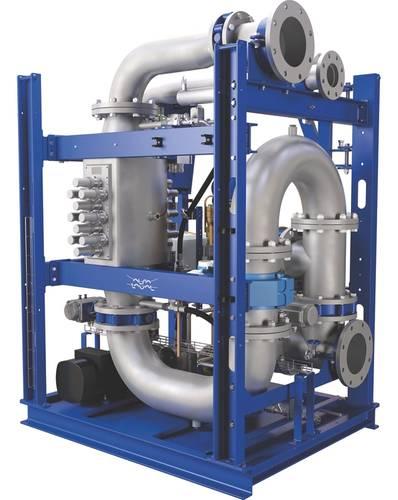 PureBallast 3.1 -  300m3/h system  (Image: Alfa Laval)