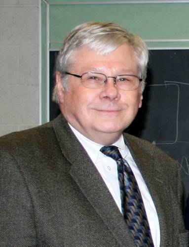 Dr. Richard Burke (Photo: SUNY Maritime College)