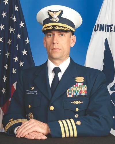 """You can't hack a sextant."" – Capt. Michael Dickey, Deputy Commander, Coast Guard Cyber Command"