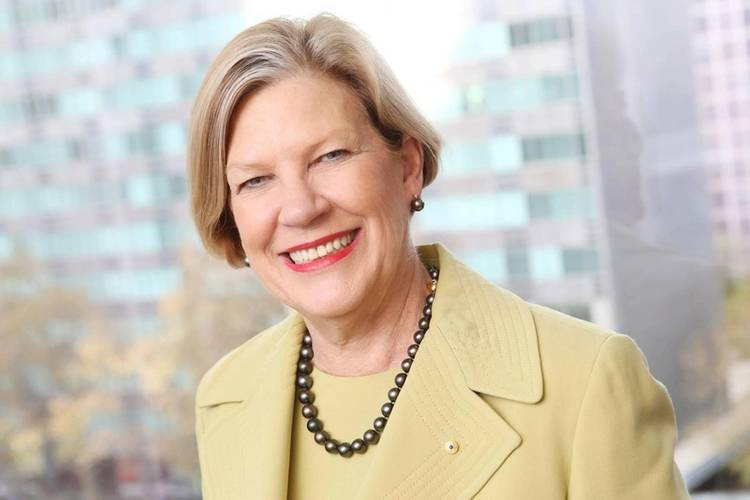 Ann Sherry is executive chairman of Carnival Australia. (Photo: Carnival Corporation)