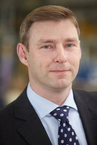 Simon Partridge will succeed Ralph Rayner as company Chairman with immediate effect. Photo courtesy Covelya