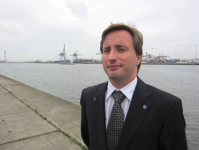 Steven Kransse (Photo: Imtech Marine)