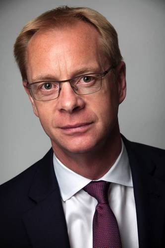 Mike Stewart (Photo: Wikborg Rein)
