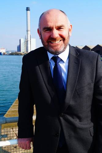 Stuart Nicholls (Photo: Shoreham Port)