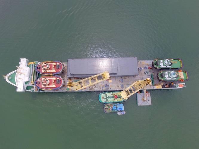 MV Svenja (Photo: SAL Heavy Lift)