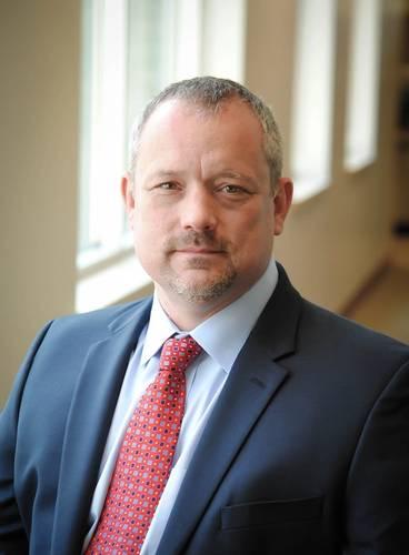 Thomas Rucker, president of Tideworks (CREDIT: Tideworks)