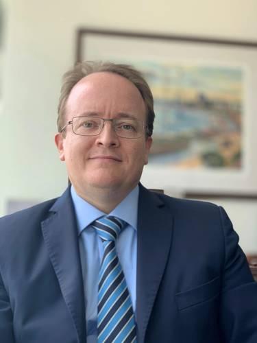 Tobias Pinker, Schulte Group CFO