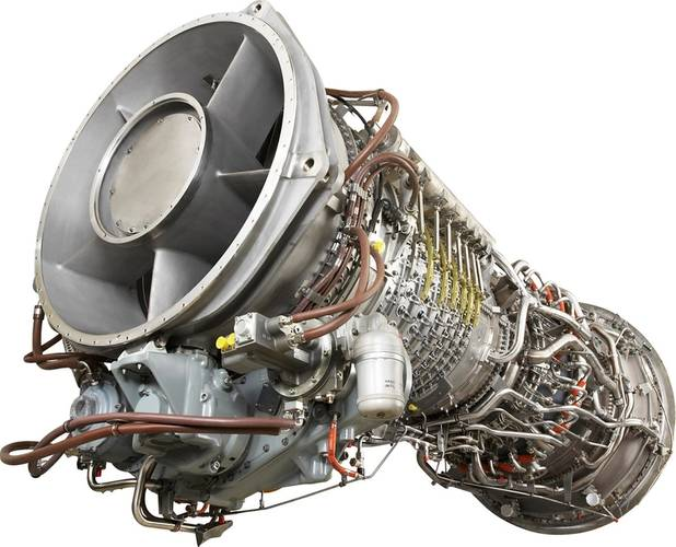 GE's 30 MW gas turbine