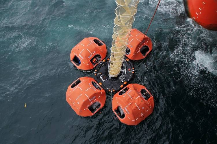 VIKING Offshore Evacuation System