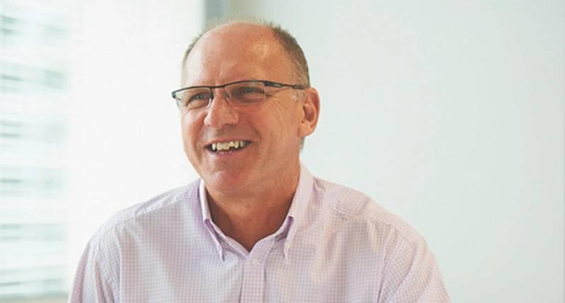 Warwick Norman. Photo: Rightship