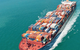Shipping world trade and the reduction of co2emissions