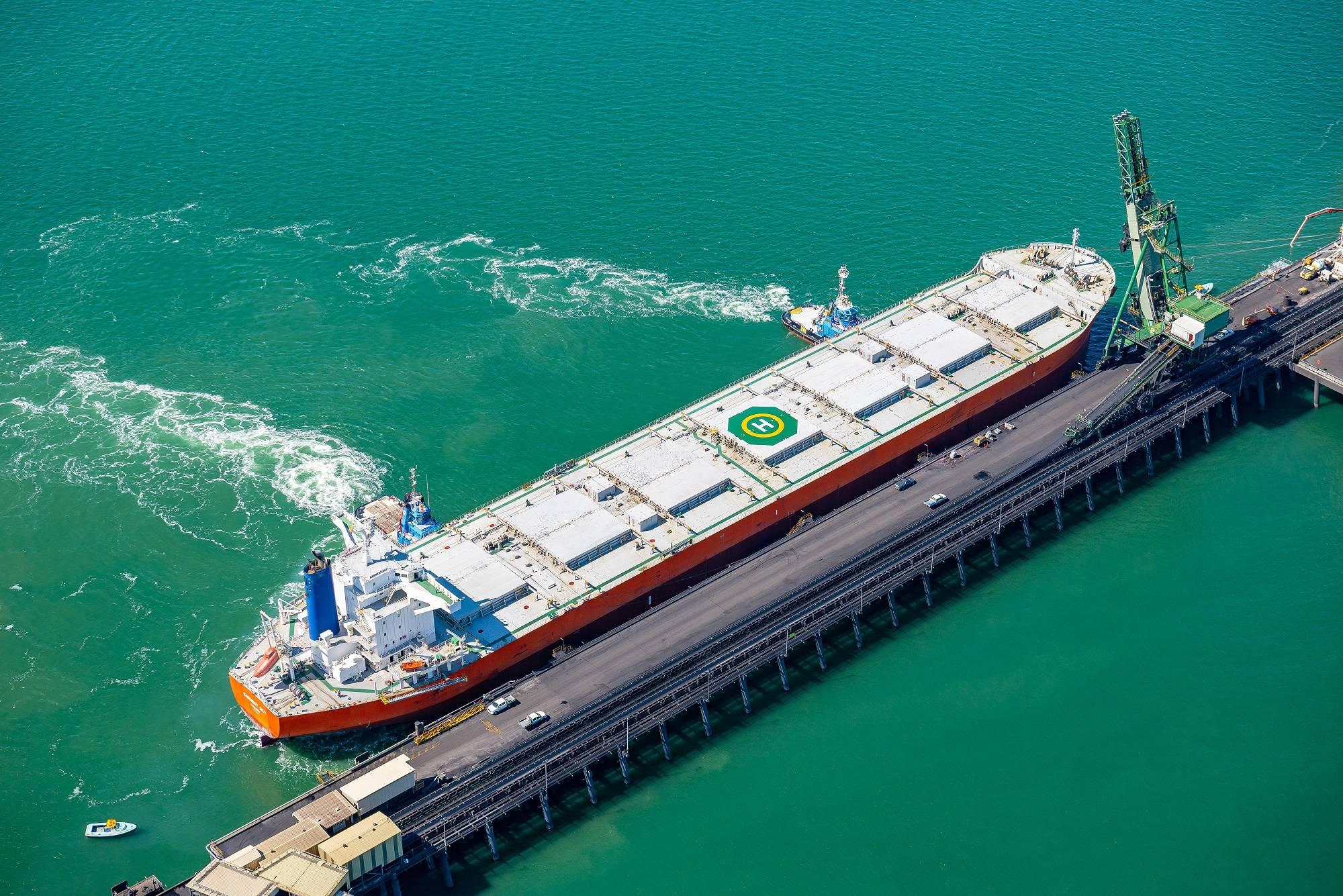 Australia seeks clarity on China coal move