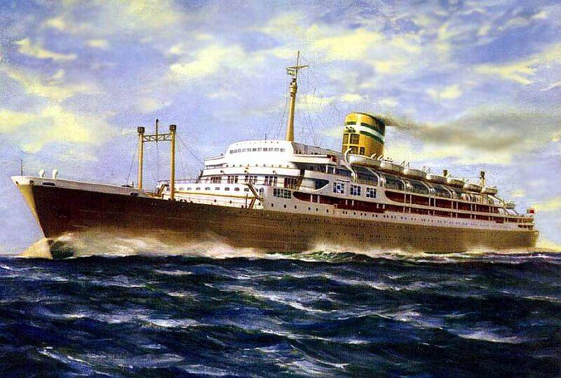 ... Did Not Involve The Achille Lauro, But Occurred On January 23, 1961  When 24 Iberian Rebels Took Over The Portuguese Passenger Ship SS Santa  Maria.